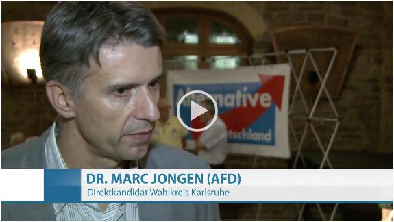 Interview Dr. Marc Jongen 2013