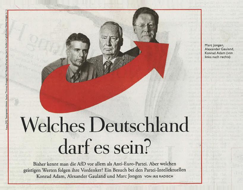 Zeit_Welches Deutschland darf es sein?