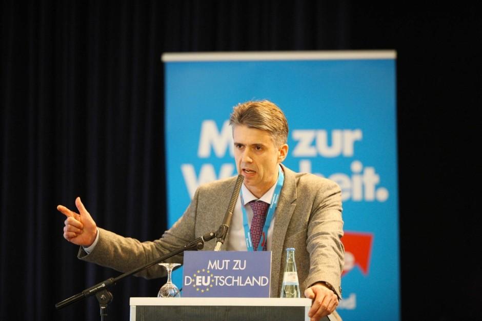 Marc Jongen philosophiert für Deutschland