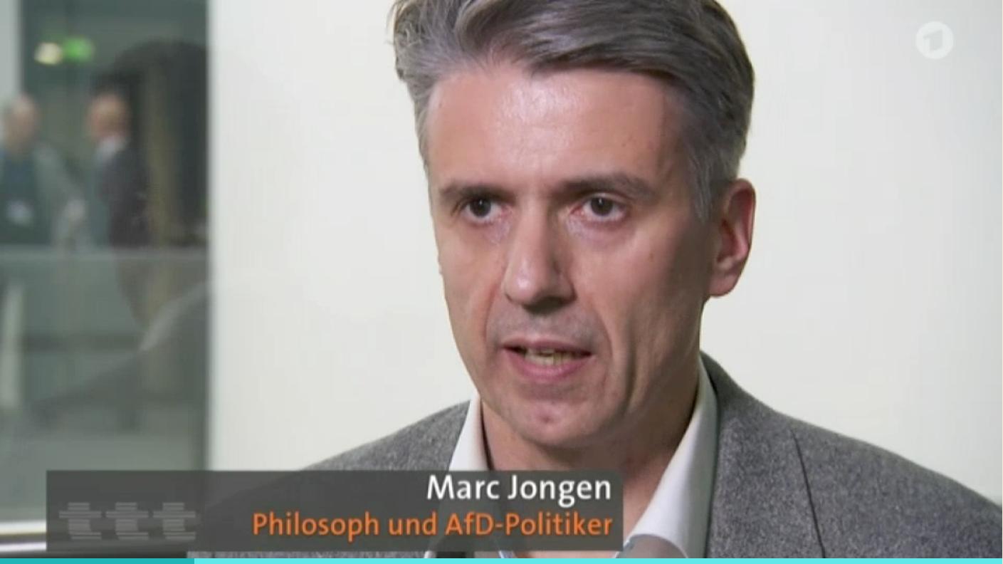 Marc Jongen ARD ttt - titel thesen temperamente